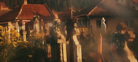 Прогулянка кладовищем (з Максом Штірнером)