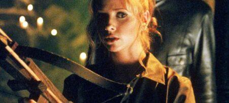 Баффи, постанархистская истребительница вампиров
