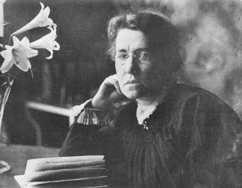 Эмма Гольдман (1868-1940)