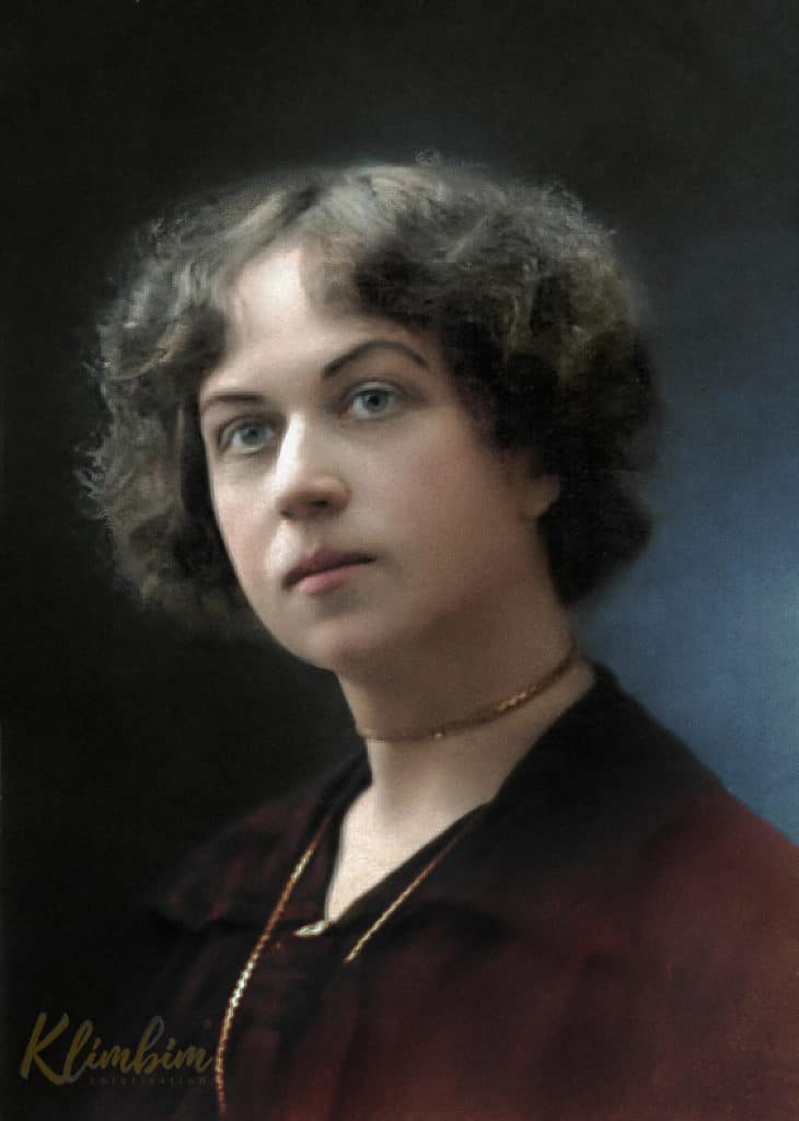 Александра Коллонтай (1872-1952)