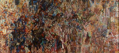 Формула прогресса в анархистских мотивах живописи Павла Филонова
