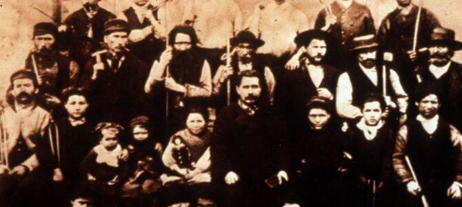 Восставшие Луизы. Женщины в Парижской коммуне