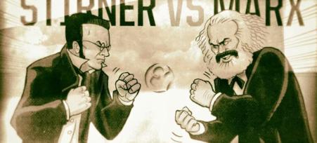 Маркс/Штирнер: анархеология стихий упразднения