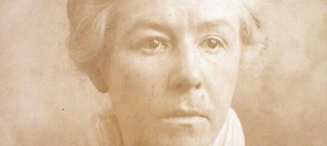 Сто пятьдесят лет Марии Исидоровне Гольдсмит