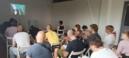 Презентация книги Марии Рахманиновой «Власть и тело» в Киеве
